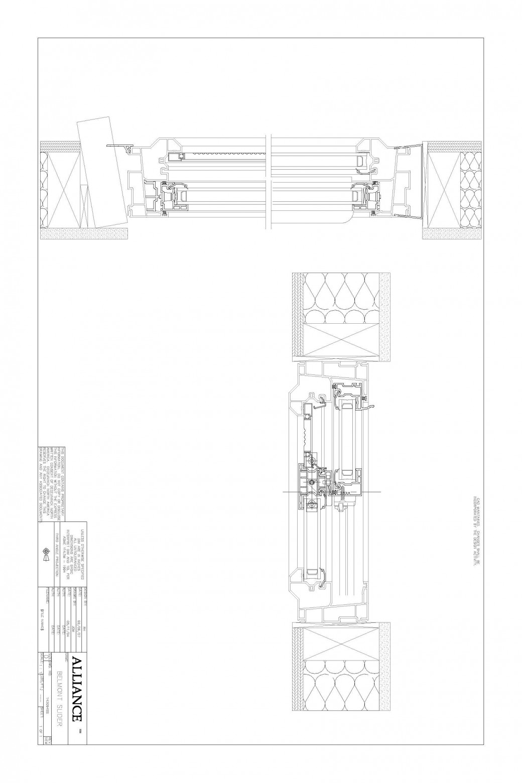 architectural drawings. Modren Architectural Belmont Architectural Drawings For